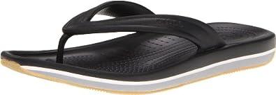 Crocs Men's 14192 Retro Flip Flop 卡洛驰男士防磨人字拖凉鞋天蓝$13.7