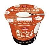 濃いリッチ杏仁豆腐 1ケース(6個入)【dzt-165】