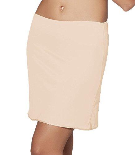Doreanse Underwear Mini Damen Unterrock Jupon Frauen Unterkleid übers Knie