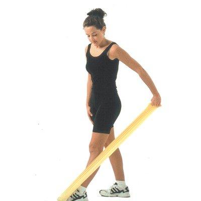 50 Yardno Latex Exercise Band