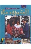 McDougal Littell ?En Espa?ol!: Student Edition Level 1b 2000 (Spanish Edition)