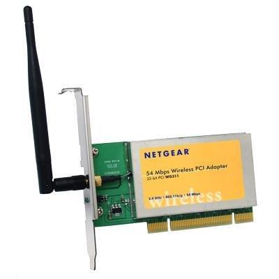 New-802 11G INT PCI Adapter 54MBPS - WG311B0000EZQ6E : image