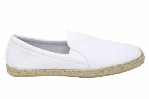 Mens Summer Fashion Canvas Slip On Espadrille Pumps Shoes Size UK 7 8 9 10 11 12