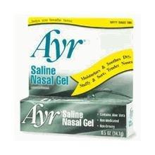 Ayr Saline Nasal Gel with Soothing Aloe .5 oz (14.1 g)