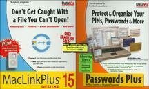 Maclink Plus Deluxe & Passwords Plus Bundle