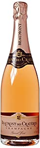 Beaumont des Crayeres Grand Rose Non Vintage Champagne 75 cl