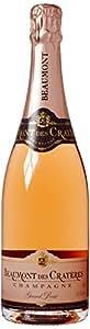 Beaumont des Crayeres Grand Rose Non Vintage Champagne 75 cl