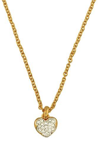 collana donna gioielli Guess Heartshelter trendy cod. UBN71528