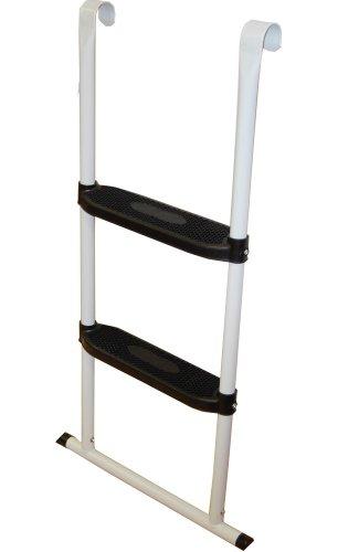 Gigajump Trampolinleiter mit extra breiten Stufen 97 cm