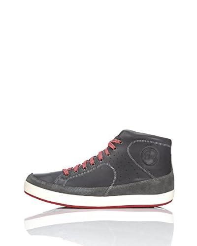 FitFlop Sneaker Alta Supertop Tm [Grigio]