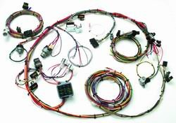 painless chassis wire harness for 1967 1968 ford mustang automotive