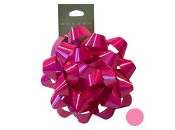 [Self-Adhesive Carnival & Pom Pom Gift Bows ( Case of 30 )] (Emo Rocker Costume)