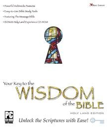 Wisdom of the Bible - Holy Land Edition