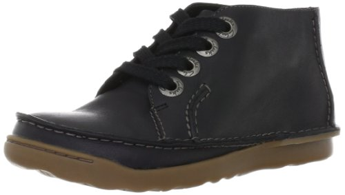 Clarks Nettle Beer Lace-Ups Womens Black Schwarz (Black Leather) Size: 4 (37 EU)