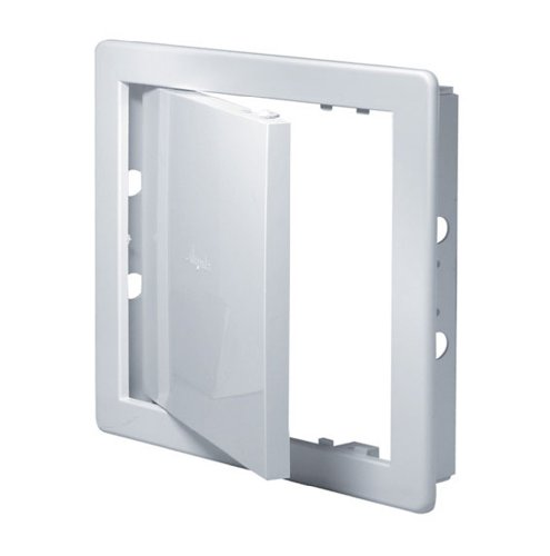 Access Panel 200x200mm (8x8inch) White High Quality ABS Plastic