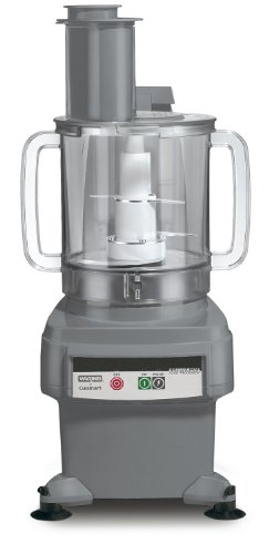 Waring Commercial FP2200 Batch Bowl and Continuous-Feed