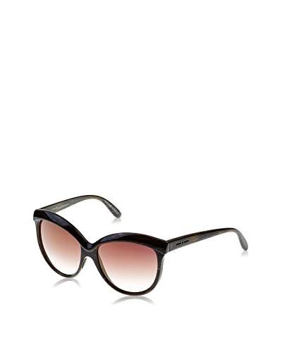 Italia Independent Gafas de Sol 0092 (58 mm) Negro / Barro