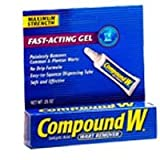 Compound W Wart Remover Fast-Acting Gel