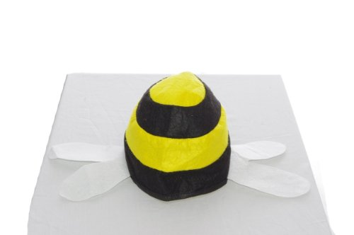 Bumble Bee Kid's Felt Hat for Halloween Costume Ages 4 and Up