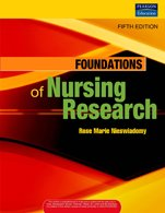 Foundations of Nursing research, 5/e