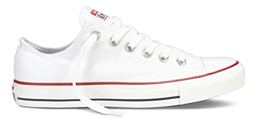 Converse Converse Sneakers Chuck Taylor All Star M7652, Unisex-Erwachsene Sneakers, Weiß (Optical White), 37.5 EU (5 Erwachsene UK) thumbnail