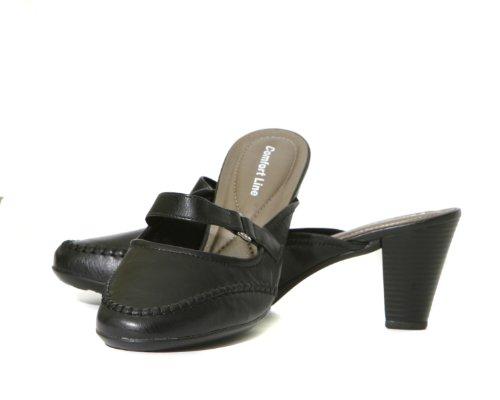 Cheap Ladies Comfort Line Comfort Shoe Therapeutic Slippers (B003URK06Y)