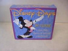 Cal 97 Disney Days