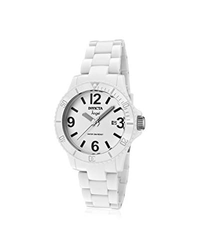 Invicta Women's 1207 Angel White Plastic Watch