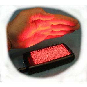 New Light Therapy Deluxe Led Array 660nm Red