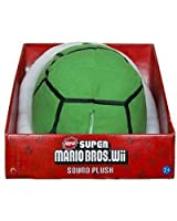 New Super Mario Bros. Wii Sound Plush Green Koopa Shell