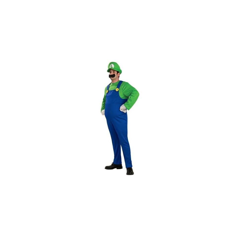 Super Mario Luigi Plus Deluxe