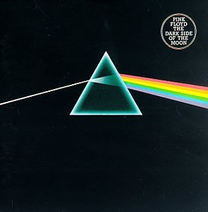 Original album cover of Dark Side of the Moon by Pink Floyd