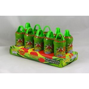 Lucas Muecas Pika Pepino (Cucumber), 10-Count Packages (Pack of 4)
