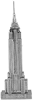Fascinations Metal Earth 3D Metal Model Kit- Empire State Building
