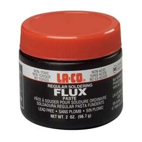 LA-CO 22101 2 Oz Paste Soldering Flux