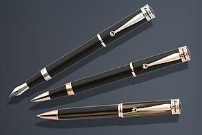 montegrappa-ducale-medium-nib-fountain-pen-rose-gold-brown-emperador