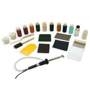 Detail King Supreme Interior Repair Kit For Vinyl Leather Automotive