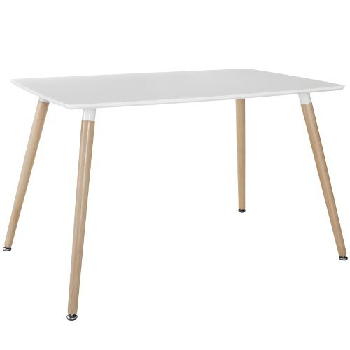 lexmod-field-dining-table-white