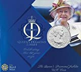#7: United Kingdom 2012 The Official Queens Diamond Jubilee UK £5