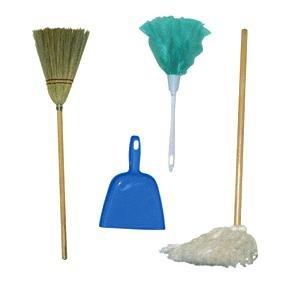 Amazon Com Broom Mop Etc Only Healthy Kids Kitchen
