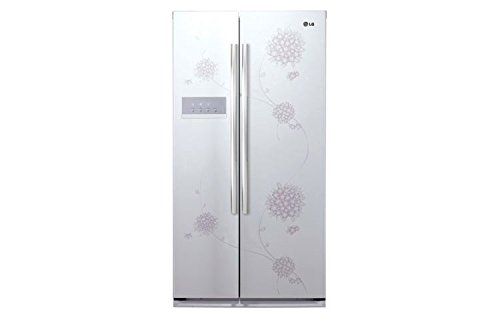 LG GC-B207GPQV 581Ltrs Side-by-Side Refrigerator (Bouquet)