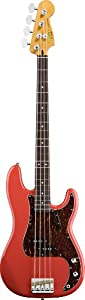 Squier by Fender Classic Vibe Precision Bass 60's, Fiesta Red