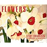 Flowers: Gary Bukovnik Watercolors and Monotypes