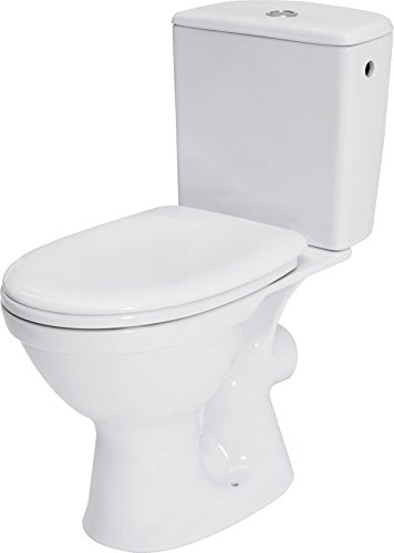 DOMINO KERAMIK STAND-WC-TOILETTE