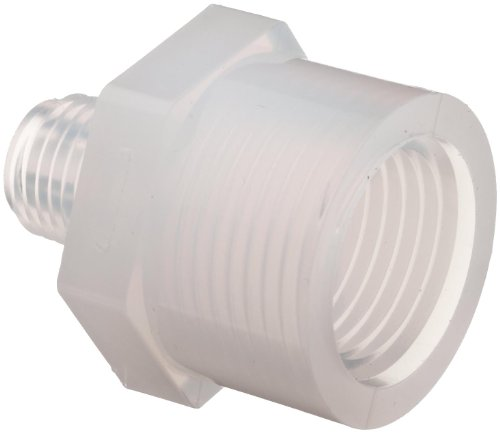 1//4 NPT Female x 1//4 NPT Male x 1//4 NPT Female 1//4 NPT Female x 1//4 NPT Male x 1//4 NPT Female Parker Hannifin 4-4-4 MBT-SS Branch Tee Parker Stainless Steel 316 Pipe Fitting