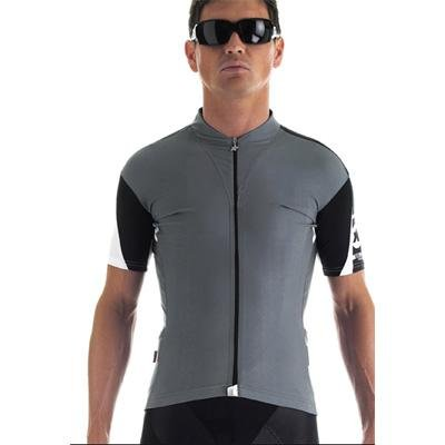 Buy Low Price Assos 2013 Men's SS.13 Short Sleeve Cycling Jersey – Titan – 11.20.202.16 (B002F9AR48)
