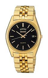 Seiko Men's Gold-tone watch #SGF212