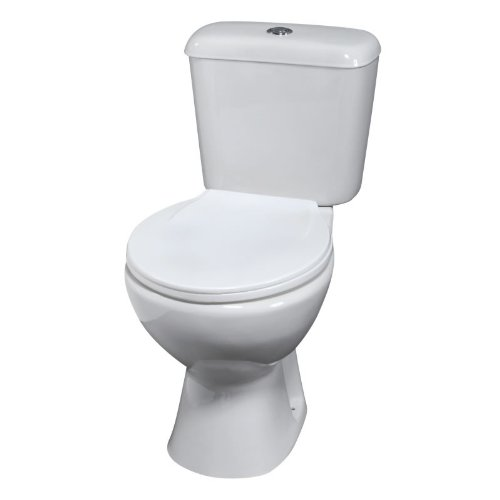 Trueshopping Melbourne Toilet Pan Cistern and Seat