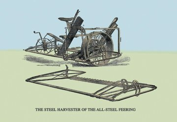 buy-enlarge-0-587-07595-3c12x18-steel-harvester-of-the-all-steel-feering-canvas-size-c12x18-by-buyen