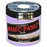 31ETk8vI5jL. SL160  Manic Panic Amplified Hair Dye  Virgin Snow White Toner Mixer